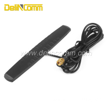 Black 4G Flat intermediate outle Antenna with SMA